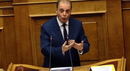 Στη Βουλή το ΕΠΑΛ Ζαγοράς από τον Κυρ. Βελόπουλο