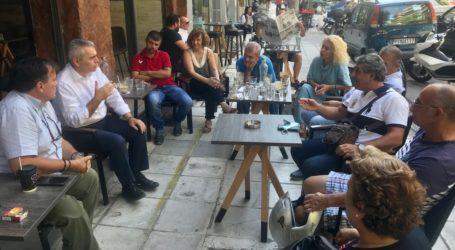 """Παρέμβαση Χαρακόπουλου: Να αρθεί ο """"σκόπελος"""" των δασικών χαρτών για την αποζημίωση των εργαζομένων της ΕΑΣ Λάρισας"""