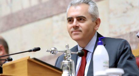 Χαρακόπουλος για απάντηση Α. Γεωργιάδη: Αναγκαία η ρευστότητα μικρών οινοποιών και αμπελουργών