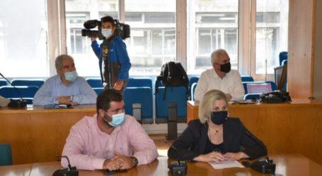 Στη σύσκεψη υπό τον αντιπρόεδρο του ΕΛΓΑ οι αντιδήμαρχοι Φαρσάλων Χατζηπλή και Γούσιας