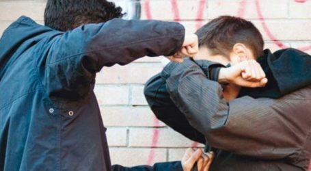 Άγριος καβγάς νεαρών έξω από cafe στον Τύρναβο αναστάτωσε όλο το κέντρο