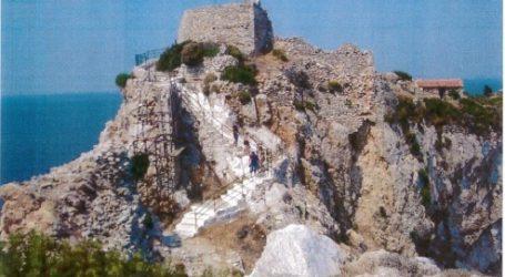 Η Περιφέρεια Θεσσαλίας αποκαθιστά και αναδεικνύει το Κάστρο Σκιάθου
