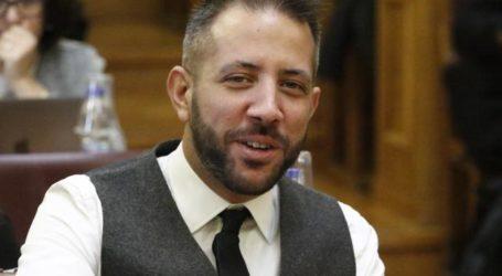 Αλ. Μεϊκόπουλος: Το Υπουργείο να καλύψει άμεσα τη συνταγογράφηση της εξέτασης για Covid-19 σε παιδιά