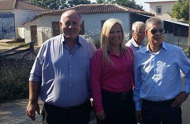Βελτιώνεται από την Περιφέρεια Θεσσαλίας ο δρόμος Βένετο – Κουλούρι