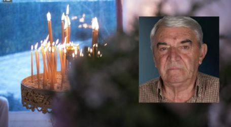 Έφυγε από τη ζωή ο σιδηροτεχνίτης του Βόλου Γ. Δημόπουλος