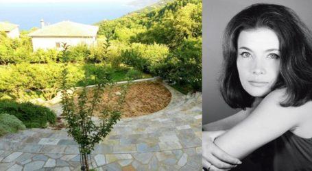 To άγνωστο καταφύγιο της Τζένης Καρέζη στο Πήλιο – Το χωριό που ερωτεύτηκε
