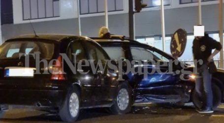 Βόλος: Τροχαίο ατύχημα στον Περιφερειακό – Δείτε εικόνες