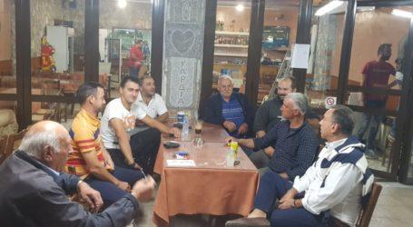 Κέλλας από Δίλοφο Φαρσάλων: Κυβερνητική στήριξη στους κτηνοτρόφους με δίκαιες αποζημιώσεις