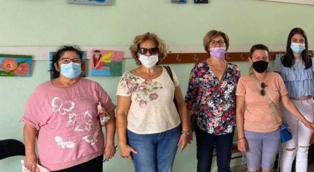 Ο ΤΟ.Μ.Υ. Γιάννουλης πραγματοποίησε βιωματικό εργαστήρι με αφορμή την Παγκόσμια Ημέρα για τη Ψυχική Υγεία