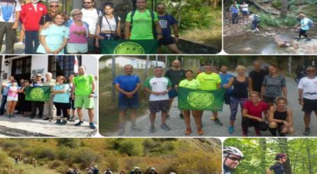 Βόλος: Πεζοπορία, ποδήλατο και προπονήσεις για το Σύλλογο Δρομέων Υγείας
