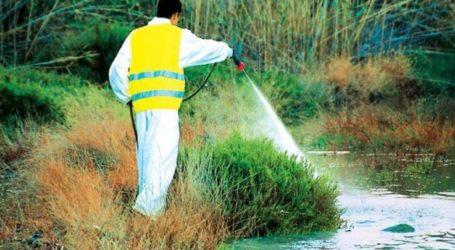 Ψεκασμοί κουνουπιών σήμερα στο δήμο Φαρσάλων