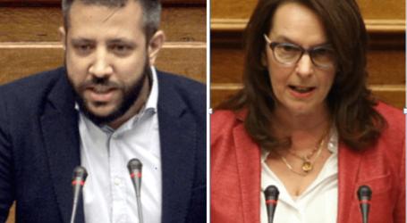 Παρέμβαση Βουλευτών ΣΥΡΙΖΑ Μαγνησίας για την αδικία στην καταβολή των Ημερών Εκτός Έδρας στα στελέχη του Στρατού Ξηράς