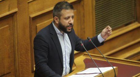 Παρέμβαση Μεϊκόπουλου για την παράταση λειτουργίας του Θερινού Πυροσβεστικού Κλιμακίου Τσαγκαράδας