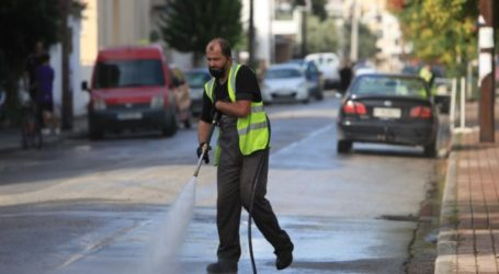 Γενικές εργασίες καθαριότητας την Πέμπτη στην Νέα Πολιτεία