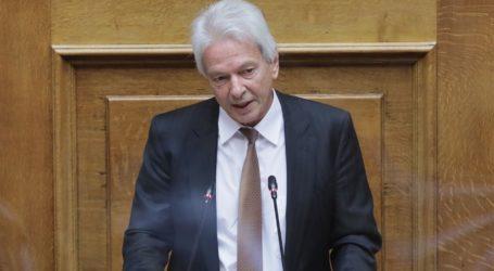 Στη Βουλή από την «Ελληνική Λύση» η εγκατάλειψη των κτηνοτροφικών έργων στην Ανάβρα