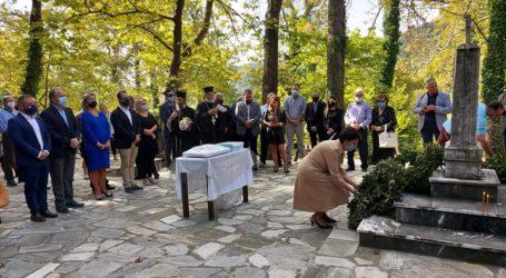Τιμήθηκε η Ημέρα Μνήμης για το Ολοκαύτωμα των Μηλεών [εικόνες]