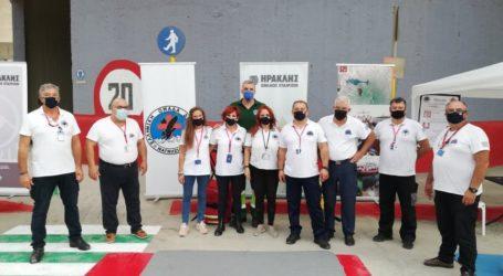 Βόλος: Εκπαίδευση στην ΑΓΕΤ από την Ελληνική Ομάδα Διάσωσης
