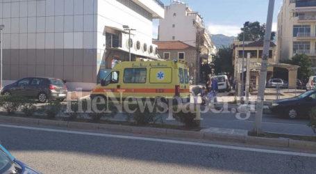 ΤΩΡΑ: Στο Νοσοκομείο Βολιώτισσα μετά από πτώση [εικόνες]
