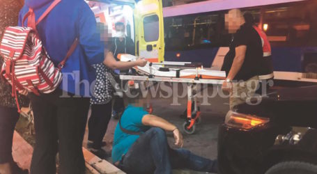 Βόλος: Πτώση στη Δημητριάδος – Στο Νοσοκομείο μεταφέρθηκε 36χρονος [εικόνες]