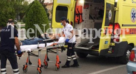 19χρονη παρασύρθηκε από φορτηγό στο κέντρο του Βόλου – Σοκαριστικές εικόνες