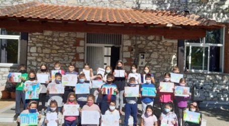 Μαθητές του 1ου Δ.Σ. Γιάννουλης σε διαγωνισμό με θέμα «Μνημεία πολιτιστικής και πολιτισμικής κληρονομιάς και κλιματική αλλαγή»