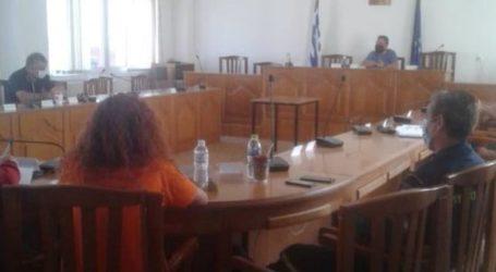 Σε ετοιμότητα ο δήμος Τυρνάβουγια την αντιμετώπιση κινδύνων του χειμώνα