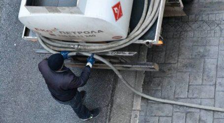 Βόλος: Υποτονική η κίνηση στο πετρέλαιο θέρμανσης