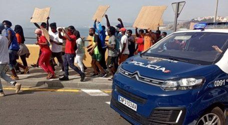 Επαναπατρίζονται 300 Μαροκινοί που είχαν εγκλωβιστεί σε ισπανικό θύλακα