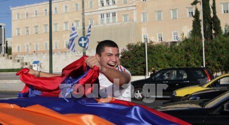 Έκκληση προς τους Αρμένιους νέους της Ελλάδας για εθελοντική κατάταξη στον αρμενικό στρατό
