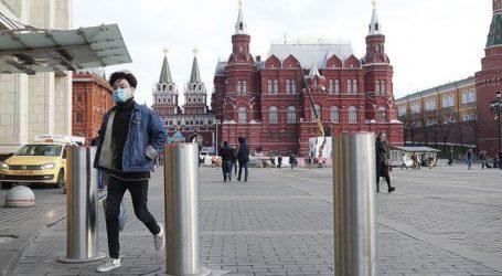 Καταγράφηκε στη Ρωσία ο μεγαλύτερος αριθμός ημερήσιων κρουσμάτων κορωνοϊού