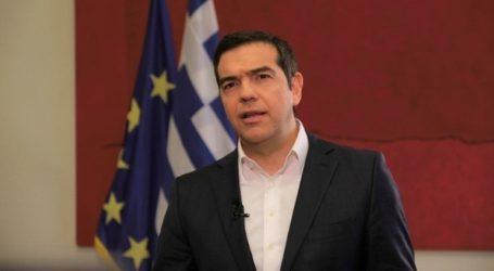 Παρέμβαση Τσίπρα για την επανεκκίνηση του ελληνοτουρκικού διαλόγου
