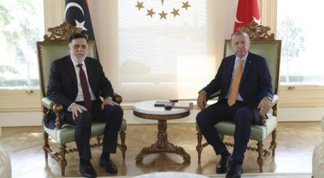 Πρωτοκολλήθηκε στον ΟΗΕ το παράνομο τουρκολιβυκό μνημόνιο