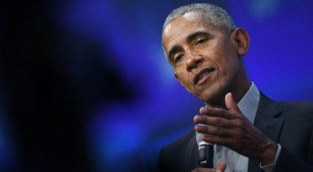 Ο Μπαράκ Ομπάμα απευθύνει τις «καλύτερες ευχές» του για ταχεία ανάρρωση στον Ντόναλντ Τραμπ