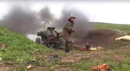 Νέα επίθεση των αζέρικων χερσαίων δυνάμεων στο Ναγκόρνο-Καραμπάχ
