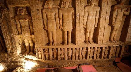 Η μεγαλύτερη αρχαιολογική ανακάλυψη της Αιγύπτου για το 2020