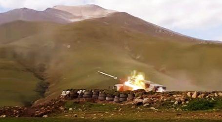 Νέα πλήγματα και εκρήξεις στο Στεπανακέρτ
