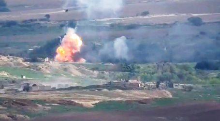 Το Αζερμπαϊτζάν λέει ότι η πόλη Γκάντζα δέχεται πυρά από αρμενικές δυνάμεις