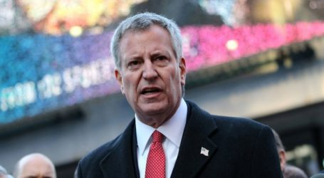 Έτοιμος για επαναφορά μέτρων lockdown σε συνοικίες της Νέας Υόρκης ο δήμαρχος της πόλης
