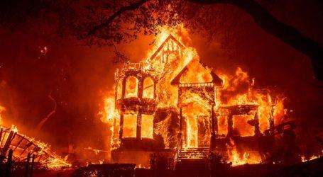 Περισσότερα από 16 εκατ. στρέμματα εκτάσεων έχουν κάψει οι πυρκαγιές στην Καλιφόρνια
