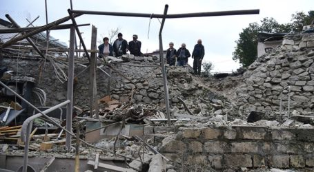 Συνεχίζονται οι συγκρούσεις στο Ναγκόρνο-Καραμπάχ