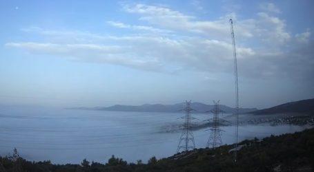 Πυκνή ομίχλη εξαφάνισε την Αθήνα