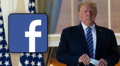 Το Facebook αφαίρεσε ανάρτηση του Τραμπ για τον κορωνοϊό ως παραπληροφόρηση