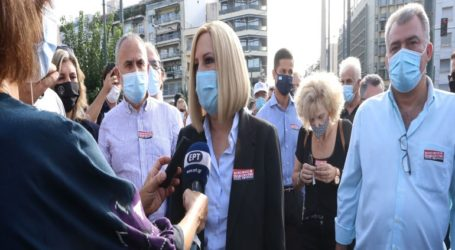 «Σήμερα τα θύματα και η Δημοκρατία ζητούν δικαίωση»