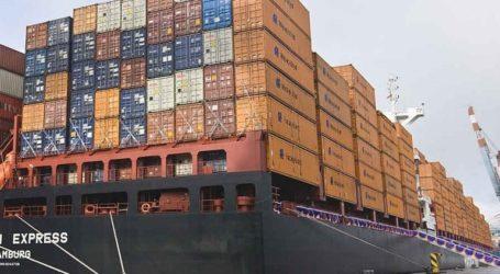 Μειώθηκε 27,1% το έλλειμμα του εμπορικού ισοζυγίου τον Αύγουστο