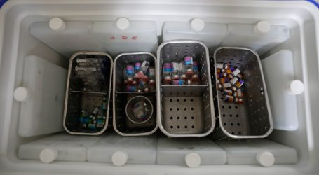 Η Ε.Ε. συμφώνησε να προμηθευτεί 20.000 επιπρόσθετες δόσεις του φαρμάκου remdesivir