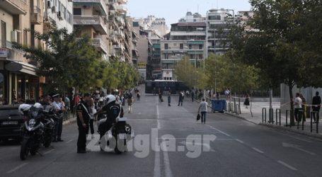 Κυκλοφοριακές ρυθμίσεις και την Πέμπτη στην ευρύτερη περιοχή του Εφετείου Αθηνών