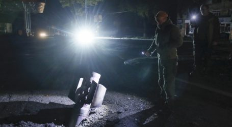 Πύραυλοι έπληξαν τη Στεπανακέρτ τη νύχτα της Τετάρτης