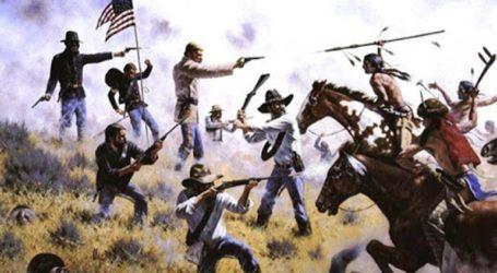 Παγκόσμια ιστορία των ατελείωτων συγκρούσεων της Αμερικής, από το Κολόμπους έως το Ισλαμικό Κράτος