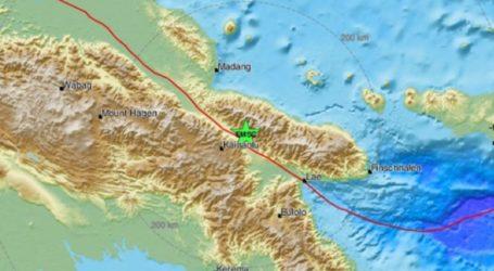 Σεισμός 6,3 Ρίχτερ στην Παπούα Νέα Γουινέα