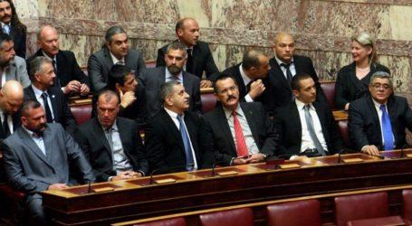 Κατεπείγουσα τροπολογία για στέρηση πολιτικών δικαιωμάτων των εγκληματιών της Χρυσής Αυγής προτείνει ο ΣΥΡΙΖΑ